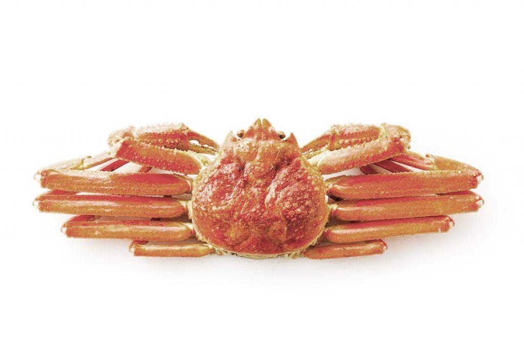 Certification Crabe des neiges
