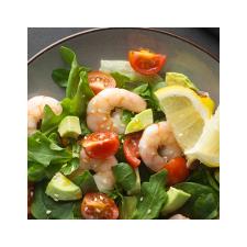 Salade de crevette nordique