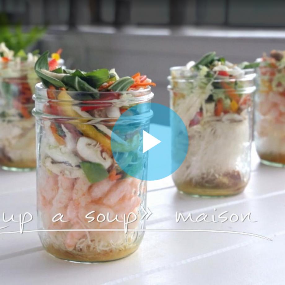 Cup o soup maison