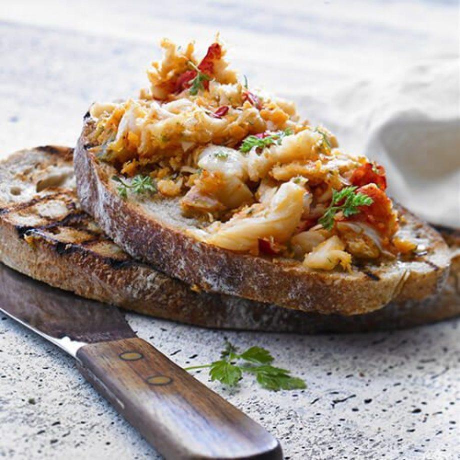 Rillette de homard recette d'ici