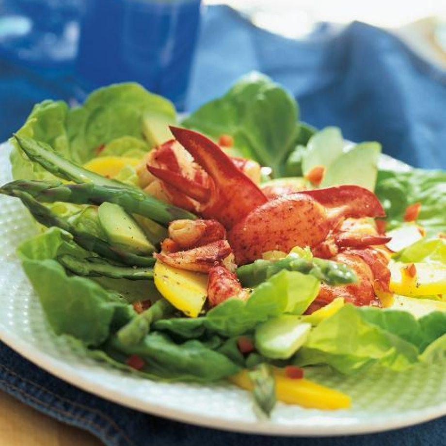salade de homard Ricardo Cuisine